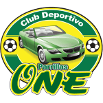 CD Parrillas One logo
